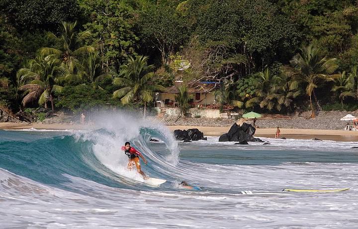 No verão, Boldró é dos surfistas!