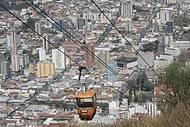 Passeio de teleférico à Serra de São Domingos