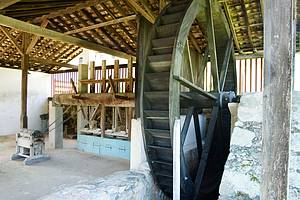 Visitar as fazendas históricas