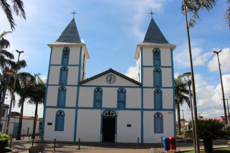 Santuário do Divino Pai Eterno - Igreja Antiga do Divino Pai Eterno