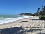 Encantos da praia de Tabatinga