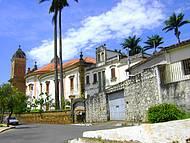 Vista da Igreja de São Pedro dos Clérigos