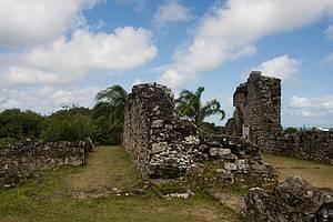 Ru�nas do Abarebeb�: S�tio arqueol�gico guarda ru�nas de antiga igreja jesu�ta -