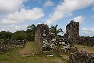 S�tio arqueol�gico guarda ru�nas de antiga igreja jesu�ta