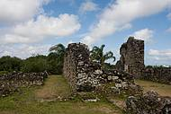 Sítio arqueológico guarda ruínas de antiga igreja jesuíta