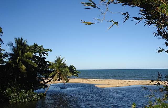 Fim de Tarde em Porto Seguro - Bahia