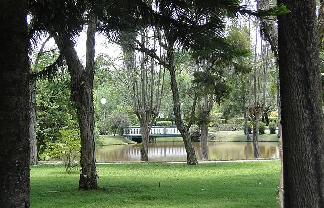 Uma linda manh� no Parque das �guas