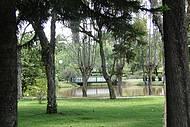 Uma linda manhã no Parque das Águas