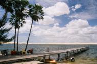 Lagoa do Portinho é point