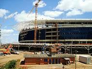 Arena Grêmio-Novo Templo do Futebol Brasileiro