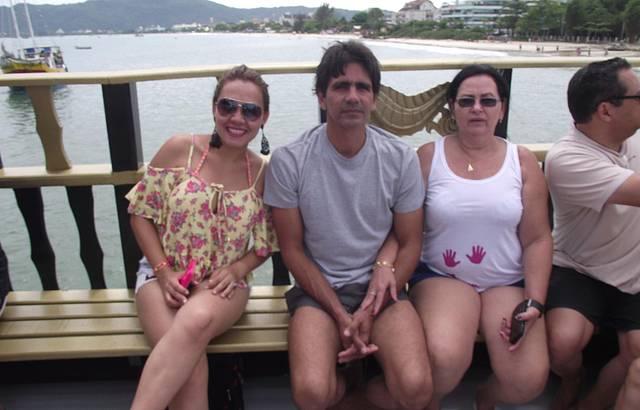 Eu Renata ,meu Sogro e Minha Sogra e Meu Noivo