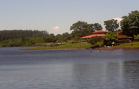 Águas de Santa Bárbara - Parque dos Lagos