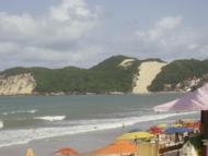 Morro do careca - Praia de Ponta Negra.
