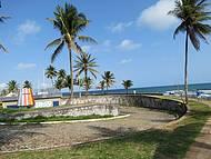 Praia.