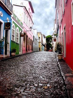 Cores da Bahia