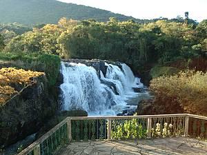 Cachoeira V�u das Noivas