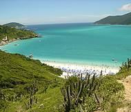 Praia no Pontal do Atalaia