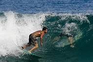 Prainha oferece as melhores ondas