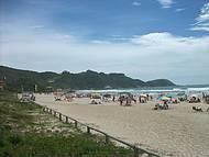 Vista geral da praia de Mariscal
