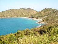 Vista para Praia Brava. Que vista maravilhosa!