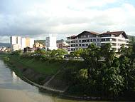 Vista parcial do Centro