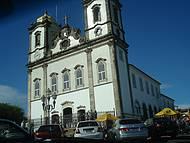 A igreja mais conhecida da Bahia, e com uma vista maravilhosa da cidade.