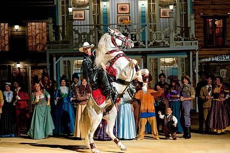 Beto Carrero World - Sonho do Cowboy é emoção garantida
