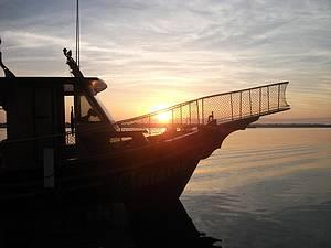 Barra: Passeios de barco partem cedo rumo às ilhas<br>