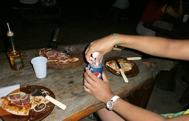 A pizza maravilhosa, ganha até as moquecas!