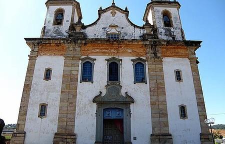 Serra da Piedade - Igreja Nossa Senhora do Bonsucesso