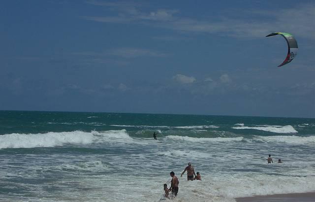 Imagem da praia. muito linda