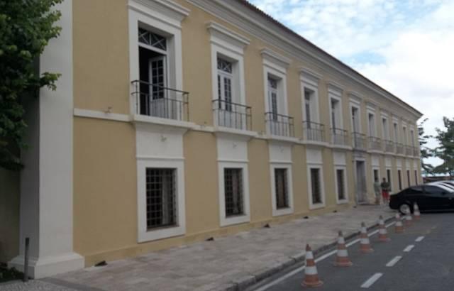 A casa das 11 janelas é um dos pontos turisticos da cidade