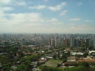 Vista da Torre Panorâmica