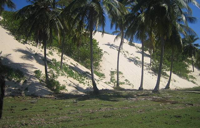 Belas dunas para um passeio perfeiro!