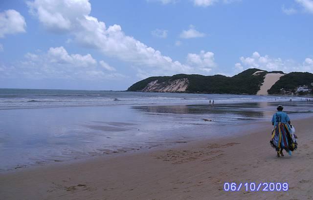 De tarde na praia