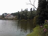 Uma das fotos mais bonitas que tirei em toda Gramado. Lindo D+ o Lago Negro!!