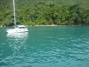 Mergulhar na Ilha Anchieta