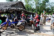 Roteiro sobre duas rodas leva à aldeias
