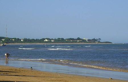 Praia de Bicanga - Final de Tarde