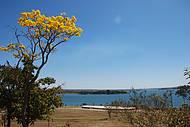 Vista do Lago Paranoa