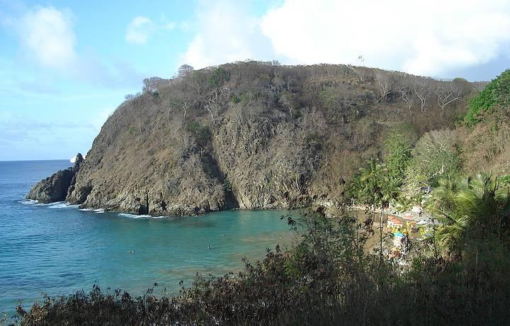 Fim de tarde na Praia do Cachorro