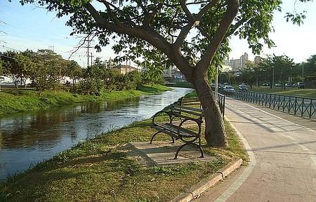 Ciclovia as Margens do Rio Sorocaba - 2ª Maior Cidade do Brasil em Extensão de Ciclovias