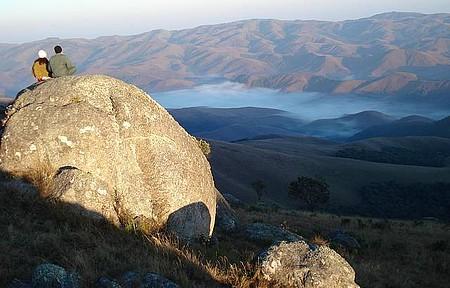 Pico do Tira Chapéu - Paisagens fantásticas por todo o parque