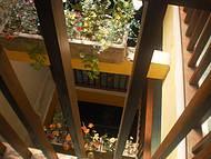 Foto tirada do 5º andar