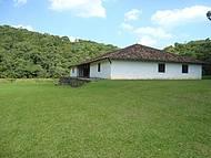 Sítio Santo Antônio, Casa Grande