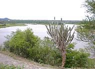 Extensão do Rio Paraguay, desde o Parque Marina Gattas