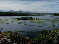 Lagoa de Caraís - Água quentinha, visual lindoo