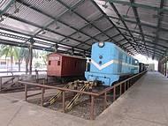 Locomotivas e Vagões