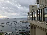 Vista do cidade alta de Salvador