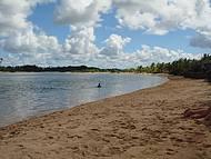 Margem do Rio Carapitangui